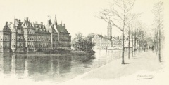 iPad app British Library: prenten van oude Nederlandse steden