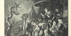 iPad app British Library: prenten van oud-Nederlandsche beroepen