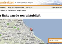 Website van vkreizen.nl