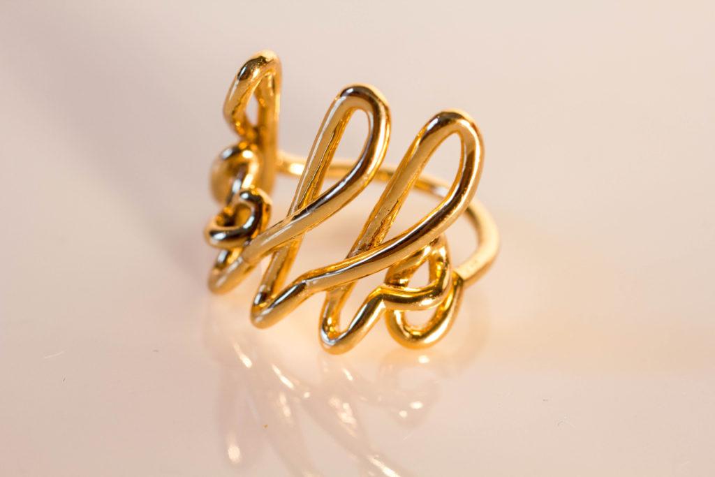 Personaliseerbare ring van Suuz