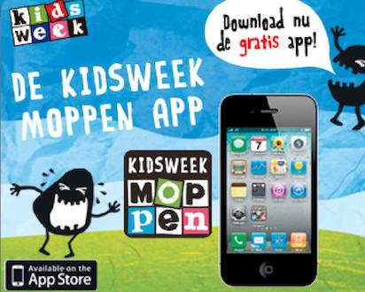 Kidsweek lanceert nieuwe website en apps