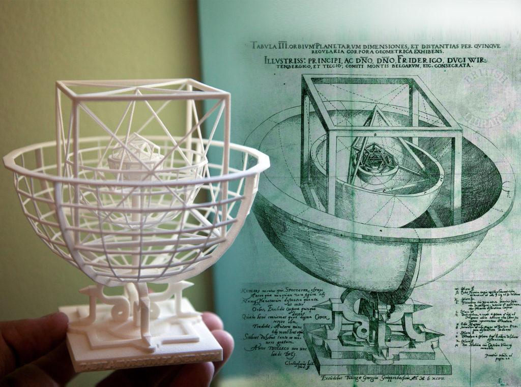 kepler schaal van Joaquin Baldwin