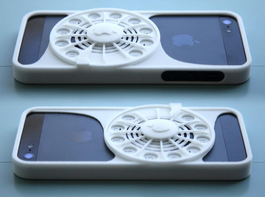 iPhone hoesje van Joaquin Baldwin